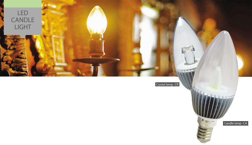 Primalux LED Candle Light